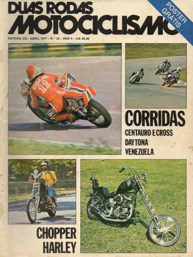 Duas Rodas N°23 Harley Davidson Chopper 1200 Centauro Cross