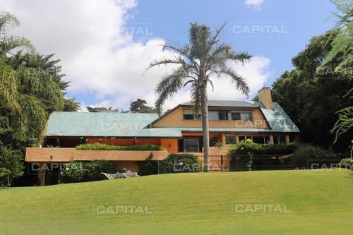 Casa De 7 Dormitorios + Piscina En San Rafael- Ref: 30314