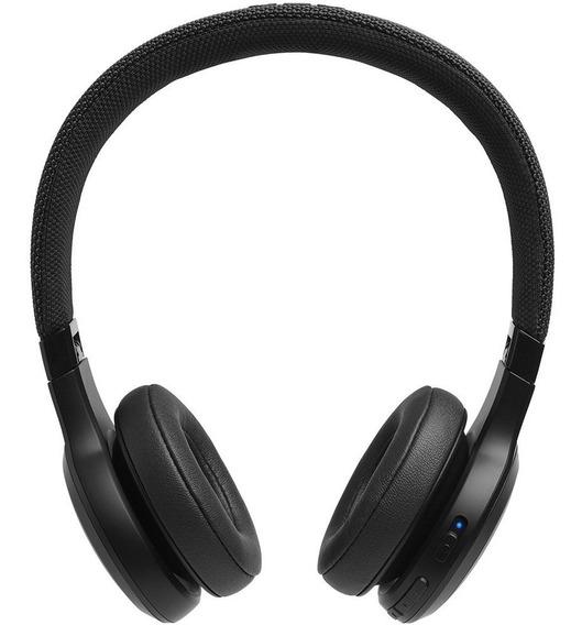 Headphone Jbl Live 400bt Fones De Ouvido Sem Fio Bluetooth
