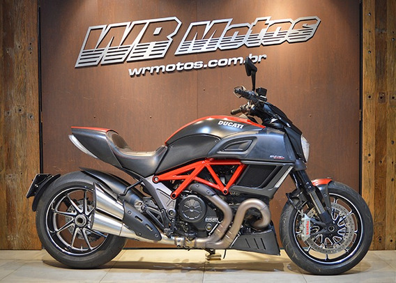 Ducati Diavel 1198 Carbon