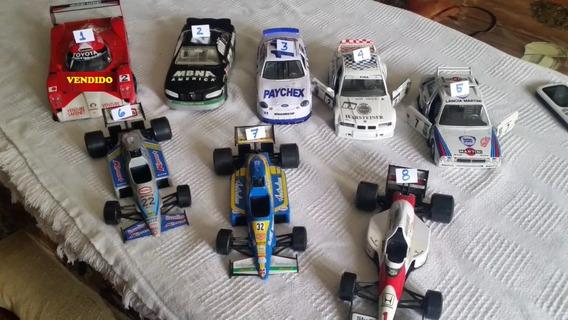 Coleccion De Autos A Escala De F1 Y Rally