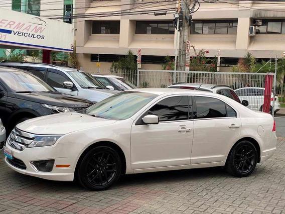 Lindo Ford Fusion Sel 2.5 Aut. 2012 Completo Muito Novo