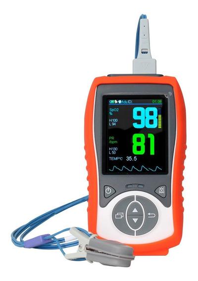 Oximetro De Pulso Palm Xignal. 3 Parámetros, Humano O Vet