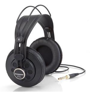 Samson Sr850 Auricular Semi Abierto Ideal Para Estudio