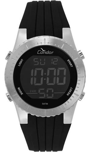 Relógio Condor Masculino Digital Cobj3463ac/3k Garantia E Nf
