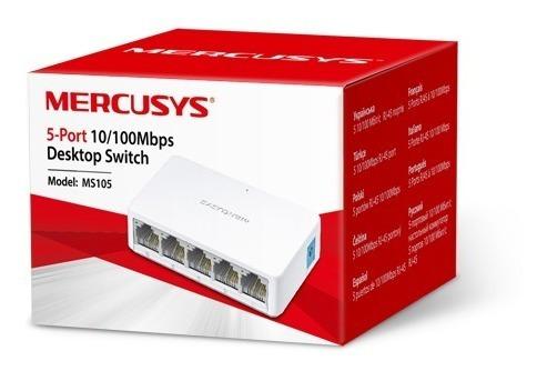Switch Mercusys 5 Port