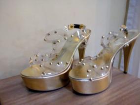 075129d4f Janaina - Sapatos com o Melhores Preços no Mercado Livre Brasil