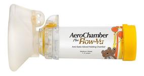 Aerochamber Infantil Con Flow Vu