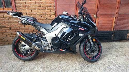 Kawasaki  Ninja Sx 1000 Mod 2011