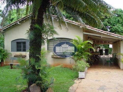 Chácara Com 2 Dormitórios À Venda, 5920 M² Por R$ 330.000,00 - Chácaras Arco-íris - Araçatuba/sp - Ch0062