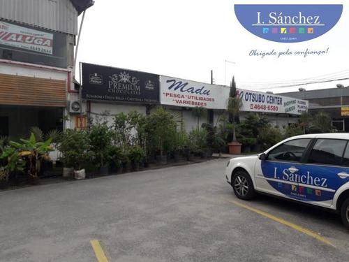 Imagem 1 de 15 de Salão Comercial Para Locação Em Itaquaquecetuba, Una - 181024a_1-997758