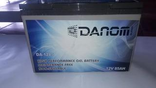 Baterias De Gel Para Sonido Marca Danom