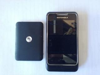 Celular Motorola Motosmart Me Xt305 Com Defeito - 2252