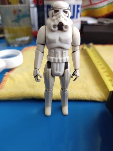 Soldado Imperial Star Wars Dc Gnfg Hongkong 1977 Único En Ml