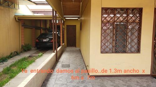 2 Habitaciones  1 Baño 1 Cochera