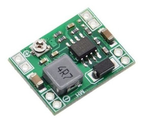 Conversor Dc-dc Step Down Lm2596 3a Ultra Small