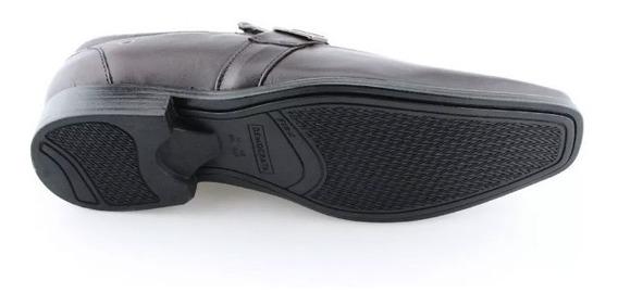 Sapato Social Masculino Democrata 013113-002