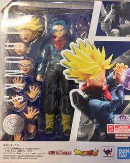 Bandai Shfiguarts Future Trunks Dbs