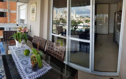 Imagem 1 de 30 de Apartamento Com 1 Dormitório À Venda, 41 M² Por R$ 550.000,00 - Vila Leopoldina - São Paulo/sp - Ap1723