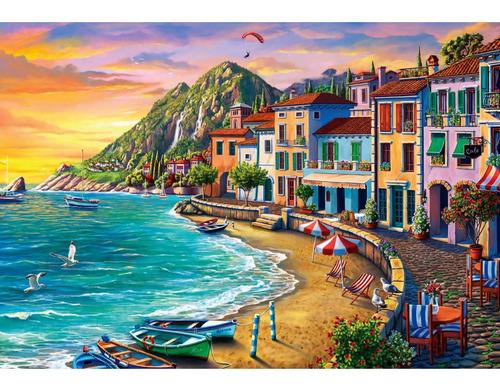 Rompecabezas Anatolian X 2000 Piezas - Playa Maravillosa