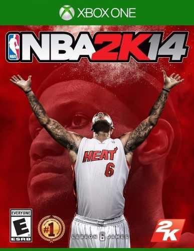 Nba 2k 14 - Xbox One - Novo Original Lacrado.