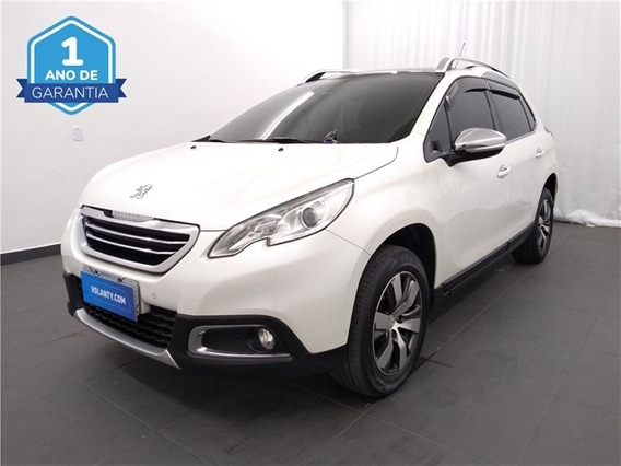 Peugeot 2008 1.6 16v Thp Flex Griffe 4p Manual