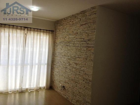 Ótimo Apartamento No Garden Hill Tamboré De 58m² Para Locação. - Ap1315