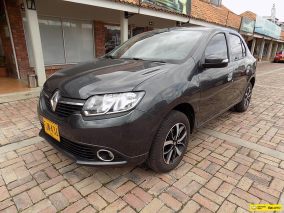 Renault Logan Exclusive 1.6cc At Aa