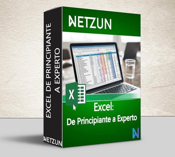 Curso Completo Excel De Principiante A Experto