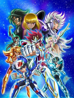 Saint Seiya Omega - Los Caballeros Del Zodiaco Omega Latino