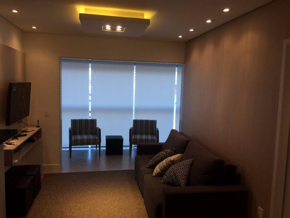 Apartamento Em Gonzaga, Santos/sp De 57m² 1 Quartos À Venda Por R$ 583.000,00 - Ap206950