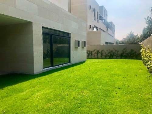 Espectacular Depto Planta Jardín Para Estrenar En Misión Santiago, La Loma Sta Fe