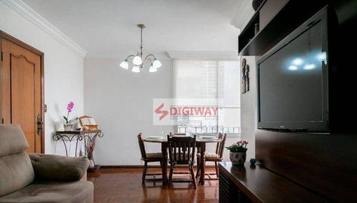 Imagem 1 de 17 de Apartamento Com 3 Dormitórios À Venda, 89 M² Por R$ 850.000,00 - Ipiranga - São Paulo/sp - Ap2387