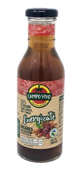 Té Oolong Jamaica Anís Canela Organico Campo Vivo 350ml
