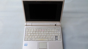 Notebook Asus Eee Pc 4g - Com Defeito