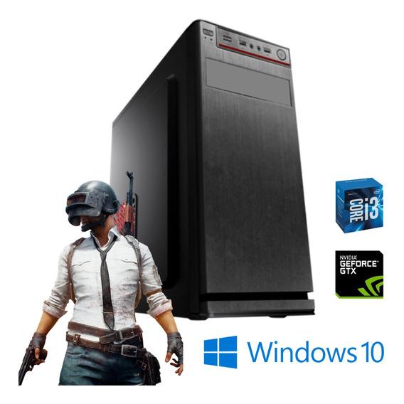 Cpu Gamer I3 16gb Hd 2tb Win10 + 500w Vídeo Gt 730 2gb Ddr5.