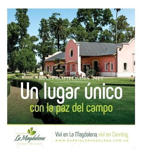 Terreno En La Magdalena