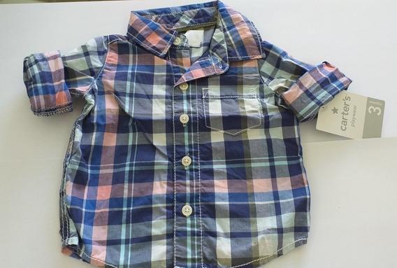 Camisa Pata Niño Carter