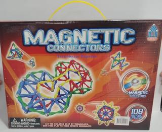 Lego Con Magnetica 108 Piezas