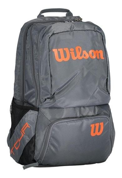 Mochila Wilson Tour V Backpack Medium Envíos A Todo El País