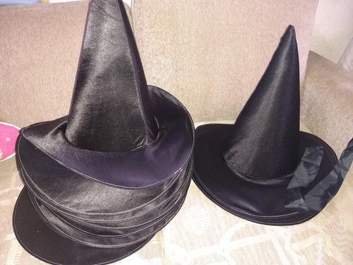 Disfraz Bruja Incluye Sombrero Y Capa