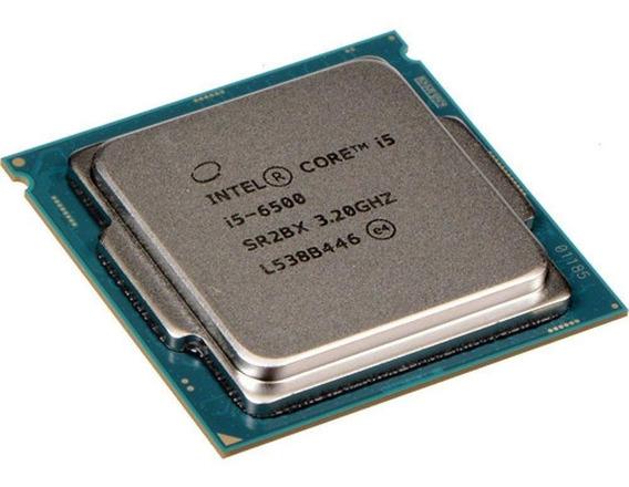 Processador gamer Intel Core i5-6500 CM8066201920404 de 4 núcleos e 3.6GHz de frequência com gráfica integrada