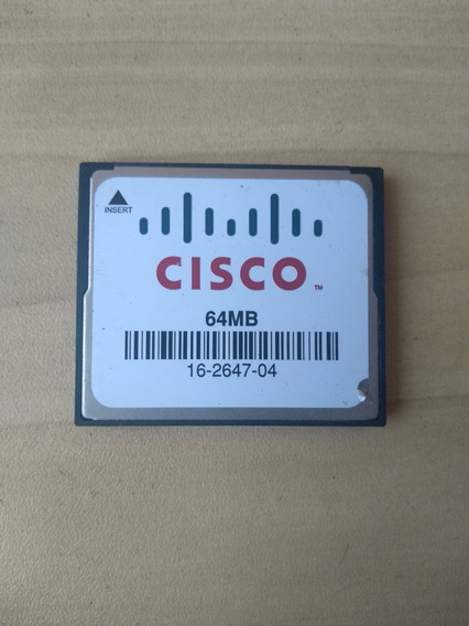 Compact Flash Cisco 64 Mb