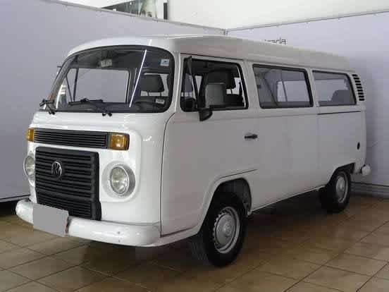 Volkswagen Kombi 1.4 Mi Std 8v Flex