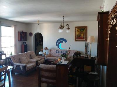 Apartamento Com 3 Dormitórios À Venda, 118 M² Por R$ 490.000 - Vila Adyana - São José Dos Campos/sp - Ap1210