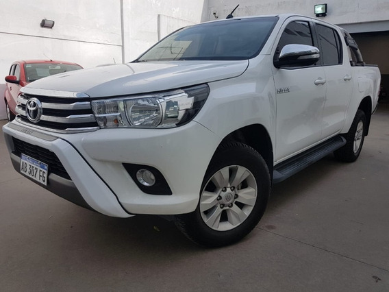 Toyota Hilux 2.8 Svr 4x2
