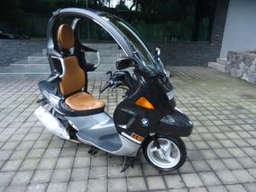 Bmw C1 200 Ejecutive 2002 (ideal Para Coleccion)