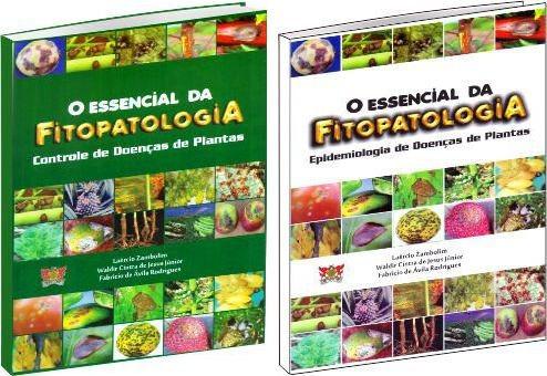 O Essencial Da Fitopatologia ( Controle E Epidemiologia)