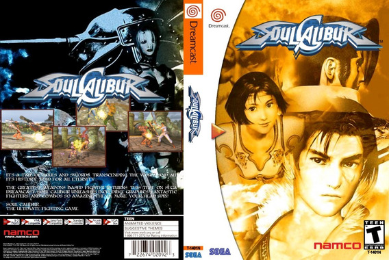 Soul Calibur - Dreamcast - Patch - Self Boot