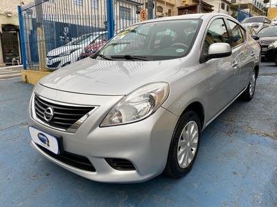 Nissan Versa 1.6 Sv Flex Fuel!!! Completo!!!